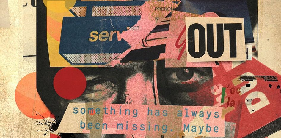 Peeling Back Contemporary Collage with Peter Horvath