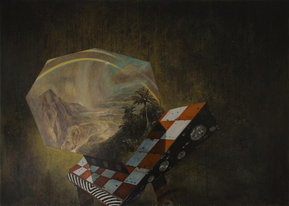 Artist Interview: Geoff Diego Litherland