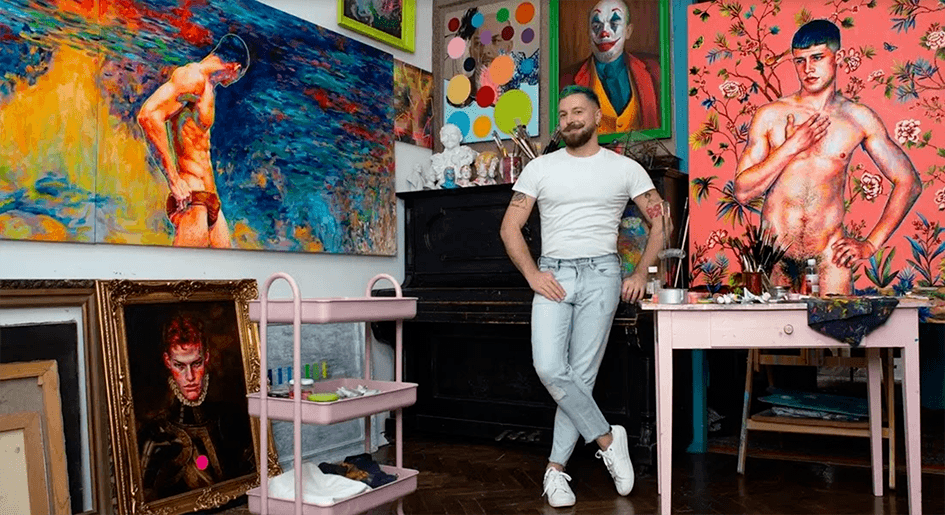 Art and Pride: 7 LGBTQ+ artists challenging the canon